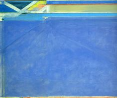 Richard Diebenkorn Ocean Park No 129