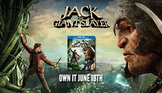 Giveaway: Jack the Giant Slayer Combo Pack (Blu-ray + DVD + Ultraviolet)