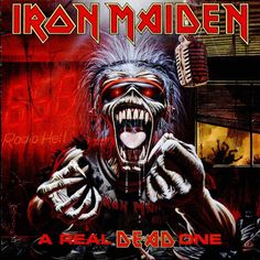 Heavy Metal and Gothic Art - Iron Maiden Album Cover Art Wallpapers - Eddie the Head : Iron Maiden Devil Gothic Skull Eddie Wallpaper 5 Heavy Metal Bands, Heavy Metal Rock, Iron Maiden Album Covers, Iron Maiden Albums, Iron Maiden Band, Music Metal, Rock Music, Rock And Roll, Iron Maiden Posters
