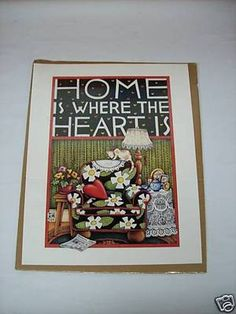 Home Is Where The Heart Is Poster Print by Mary Englebright $16.96 Free Shipping. Summer accessorizing is very important for Your Personal Brand! Island Heat Products www.islandheat.com today's clothing Fashions and Home Goods with Great Family Gift Idea's. Shop Island Heat on eBay and Bonanza for Great Deals and same day shipping!