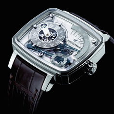 HAUTLENCE HL  Great design and built with parts manufactured by different companies but pieced together by Hautlence