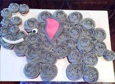 elephant-cupcake-cake-kids-