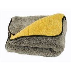 Carrand Microfiber MAX Soft Touch Detailing Towel CRD45606AS