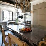 (01) Scottish Revival - contemporary - kitchen - charlotte - Pursley Dixon Architecture