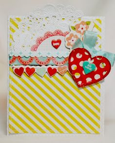 By DT Member Anabelle O'Malley using Paper Heart
