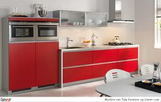 Tulp Keukens Modern - Tulp Keukens inbouwapparatuur