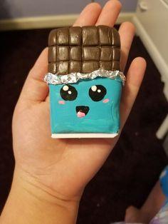 Cute chocolate bar DIY🍫