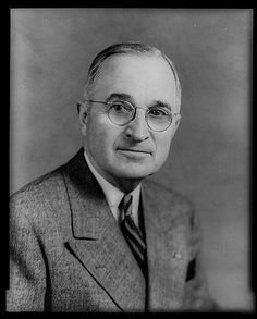 An exploration of the Truman Doctrine, announced by American President Harry Truman in March Harry Truman, American Presidents, Us Presidents, Us History, American History, History Pics, History Museum, Franklin Delano, Brazil