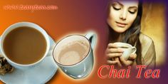 A regular cup of Chai tea contains approximately 40mg of caffeine in comparison to approximately 120mg in a regular cup of coffee.