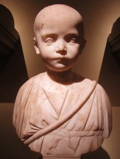 Roman child- Cleveland Museum of Art | my pic