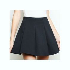 Brandy Melville Mini Skirt Super cute skirt ! It's pretty new  just worn once ! Brandy Melville Skirts Mini