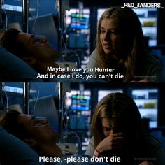 "#RedBandSociety 1x11 ""The Guilted Age"" - Kara and Hunter"