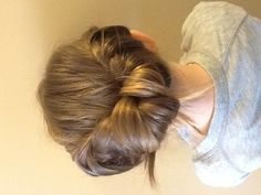 Back of rope braid