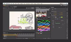 First Look at Adobe's Animate CC!! via @webdesignerdepot  #Adobe #Animate #AdobeAnimate