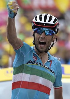 TDF2015 stage 19 Vincenzo Nibali (Astana) (Bettini Photo)