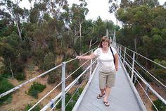 Bridge on Banker's Hill. San Diego, California June 2010