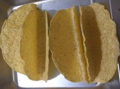 Recipe – Homemade Taco Shells / How to make corn taco shells at home