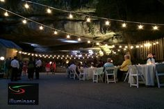 Lost River Cave Wedding | Historic Cavern Nite Club | Cave Entrance | Illuminanz