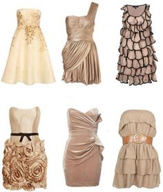 Dresses collection.