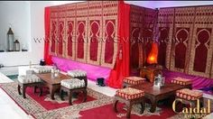 moroccan theme party