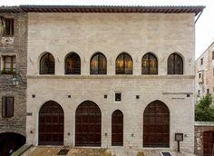 Casa di Sant'Ubaldo Minimalism, Home