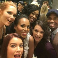 Happy Thanksgiving from the Scandal Family