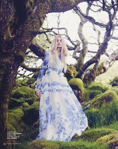 visual optimism; fashion editorials, shows, campaigns & more!: has anyone seen oberon: idina may moncreiffe by james meakin for uk tatler no...