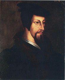 Calvin, John | encyclopedia article by TheFreeDictionary