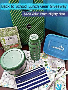 Mighty Nest Lunch Set Giveaway Green Sisterhood