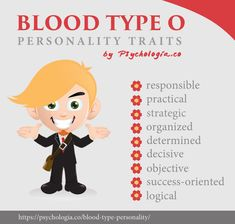Blood Type O Personality. Blood Type Personalities in Asia Blood Type Personality, Blood Type Diet, Personality Profile, O Positive Blood, Understanding People, Blood Groups, Important Quotes, Infused Water Recipes, Spiritual Symbols