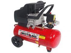 Motocompressor Motomil MAM 7.4/24 - 1,5HP com as melhores condições você encontra no Magazine Jbtekinformatica. Confira!