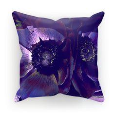 Sweet Anemone Cushion