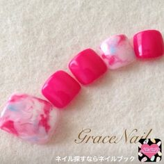 素肌を出す季節がやってきました!春向けの「ピンク×フットネイル」のオススメデザイン - Yahoo! BEAUTY