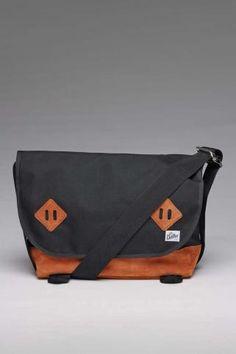 Drifter Bags Town Messenger Bag