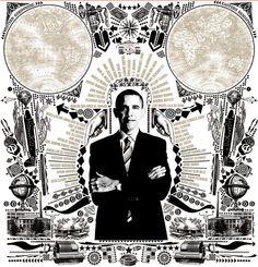 Illustrator Lorenzo Petrantoni.  lorenzopetrantoni.com