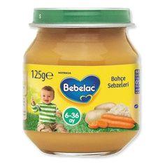 Bebelac Kavanoz Maması Bahçe Sebzeleri bebeklerin 6. ayından sonra kullanılan ek gıda alternatifidir. Havuç, pirinç, üzüm suyu, patates ve kereviz içerir. Bebeğiniz için lezzetli bir öğün alternatifidir.