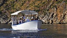 www.tourdelgolfo.com gozzo per visita guidata 14 persone