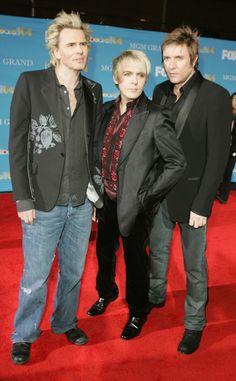 Nick, Simon and, John