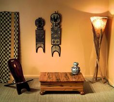 African Themed Living Rooms Beauty And Style
