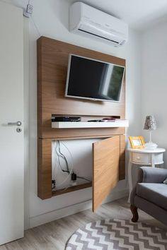 Apartamento GPG - Quarto bebê: Quartos por Kali Arquitetura