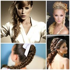 Best plait and braid hairstyles is the first in a series of 10 ...