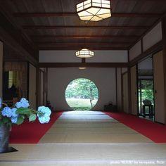 Zen temples gardens in Kamakura