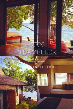 One of my favorite places on Bali: Private Beach Villas at Menjangan Luxury Resort in the West Bali National Park....a dream....