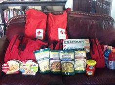 Learn how to Build a Luxury 72 Hour Emergency Disaster Preparedness Kit by charmaine