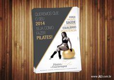 Anúncio Pilates & Fisioterapia
