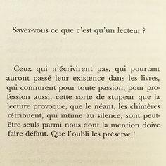 Pascal Quignard, Le lecteur, Folio