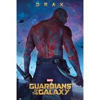 Gaurdians of the Galaxy Drax Poster  Hier bei www.closeup.de