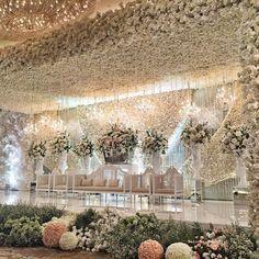 54 Super Ideas For Wedding Ceremony Ideas Decoration Receptions Wedding Reception Themes, Wedding Stage Design, Wedding Stage Decorations, Wedding Mandap, Wedding Designs, Wedding Table, Wedding Ceremony, Wedding Venues, Reception Ideas