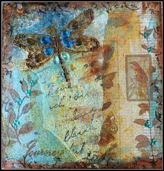 Chattering Robin's: ~Beauty In Flight~ The Robins Nest Design Team Post