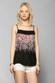 Kimchi Blue Buttercup Cami     34.00 Urban Outfitter